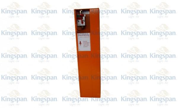 Notauslösekasten NAK Gr.70/525 (bis 500g) orange