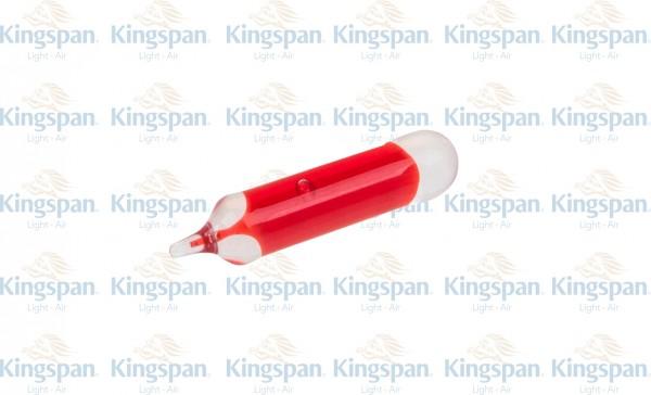 Thermofäßchen 68° 5mm rot