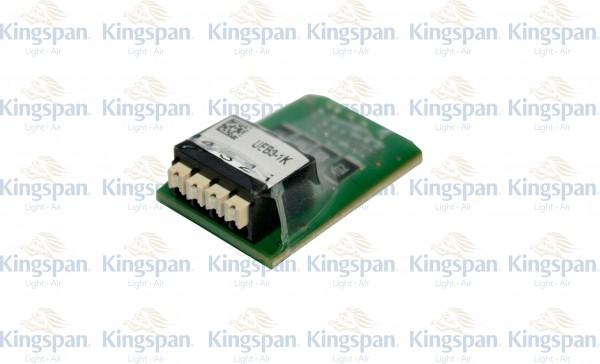 Platine BMZ-Modul UEB3-1k-AE für TRZ und Kompaktzentralen 2A