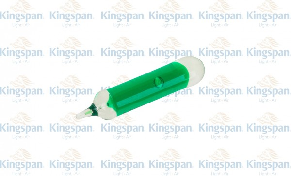 Thermofäßchen 93° 5mm grün