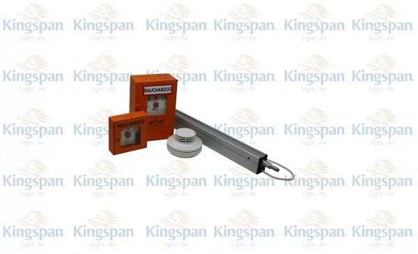Treppenhausset STF-Orange Comfort mit Linearantrieb