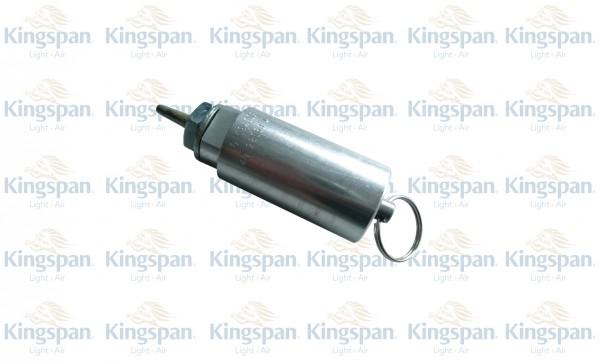 Entriegelungszylinder F6 Alu
