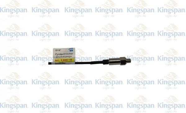 "Druckgasgenerator 6957 G1/8"" 1000mm"