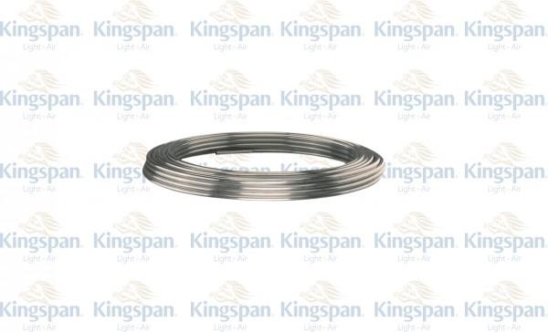 Stahlrohr 8mm 50m Ring