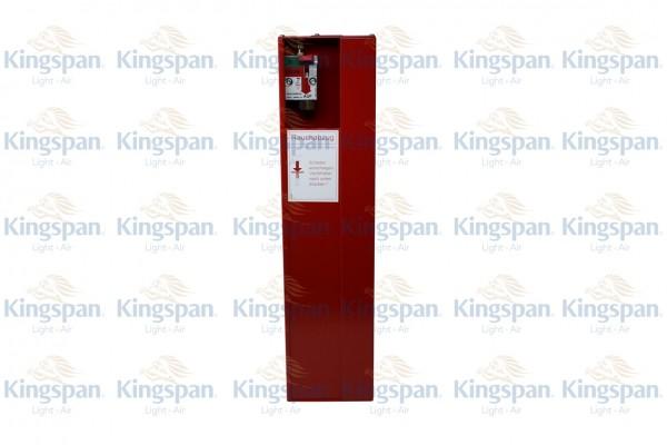 Notauslösestation NAK Gr.70/335 (bis 150g) rot