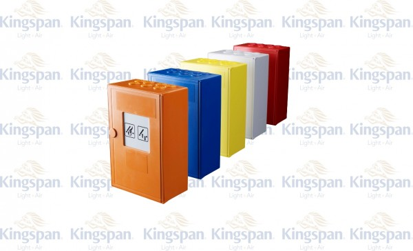 Steuerung TRZ Plus Druckgasgenerator Orange